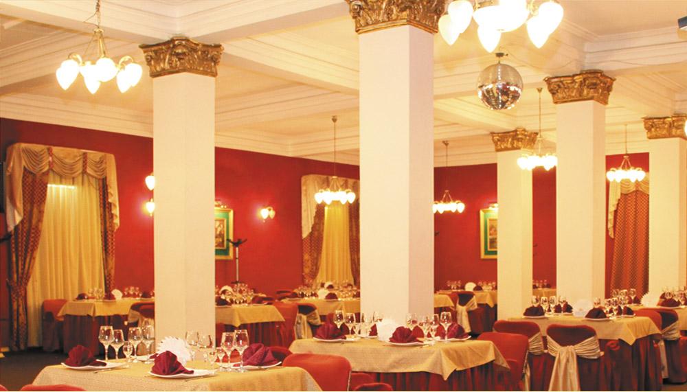 Ресторан Золотое руно Феодосия